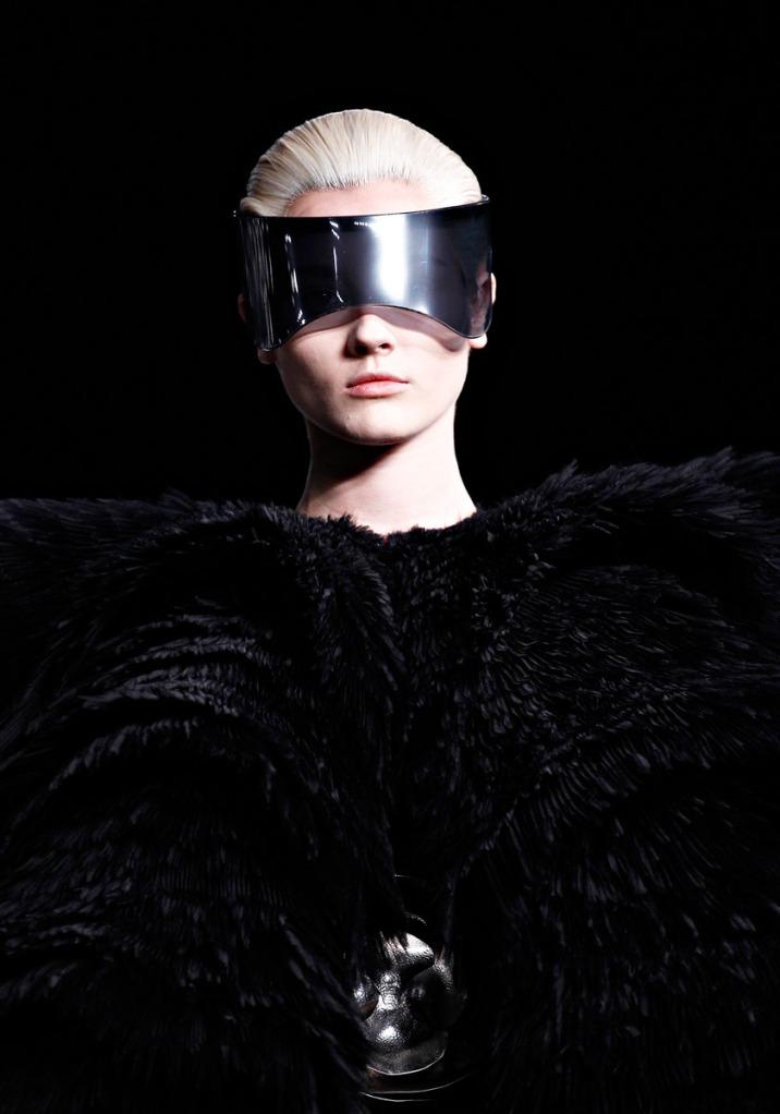 Alexander McQueen Visor